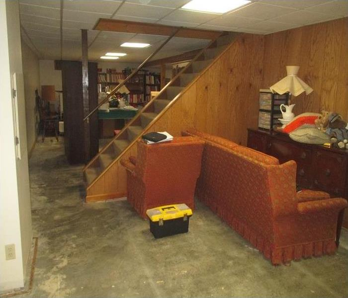 Hudson Home Requires Reconstruction Following Storm Damage Before