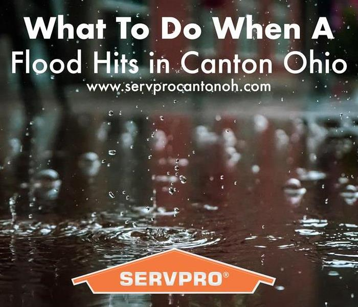 Water Damage What To Do When A Flood Hits Canton, Ohio