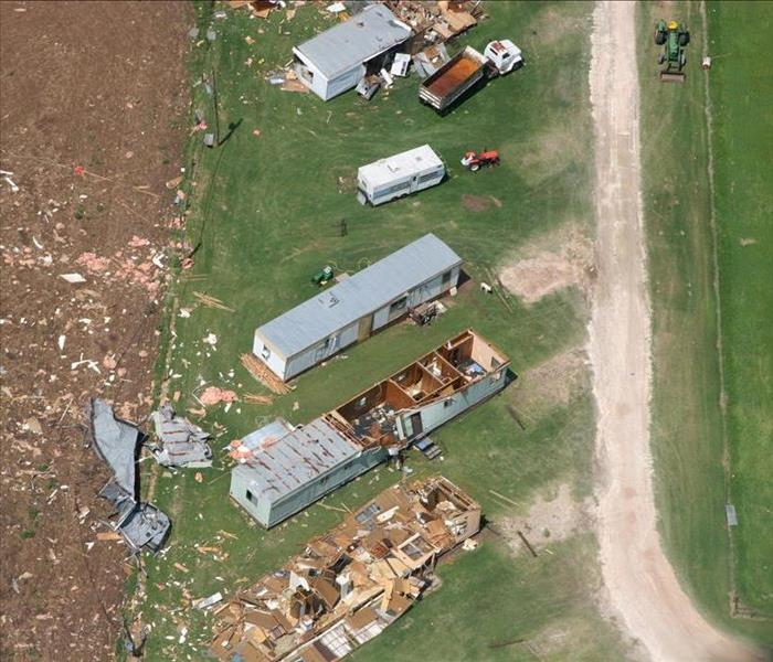 Storm Damage Mobile Homes- Are They Covered?