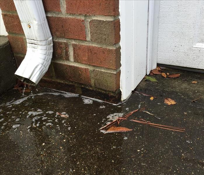 Rain Gutters And Water Problems Servpro Of Canton