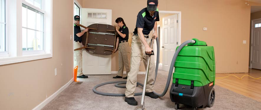 North Canton, OH residential restoration cleaning